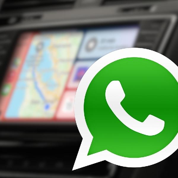 Cara Memperbaiki WhatsApp Tidak Berfungsi di CarPlay