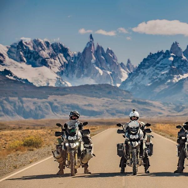 10 Tips Bagi Anda yang Ingin Touring Sepeda Motor!