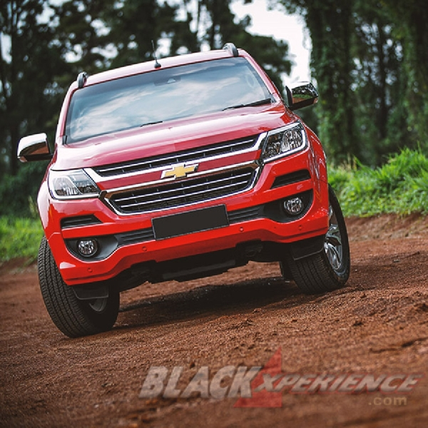 Kenali Skill Defensive Driving bersama Chevrolet Trailblazer