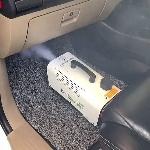 Fogging Mobil Bisa Bunuh Covid-19?