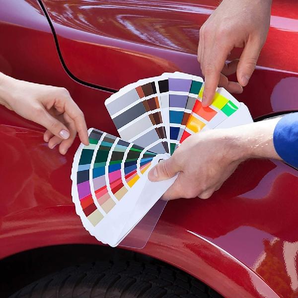 Tips Memilih Warna Mobil Idaman