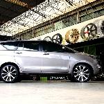 Aplikasi Velg Besar Pada Toyota All New Kijang Innova 2016
