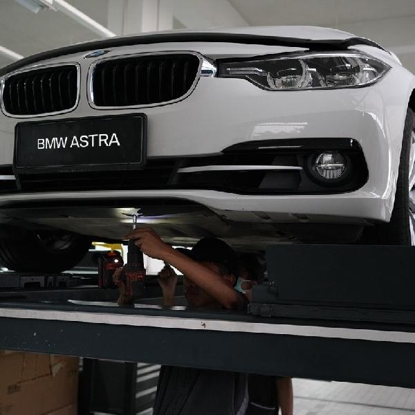 6 Langkah Merawat Mobil Selama #DiRumahAja Oleh BMW Astra