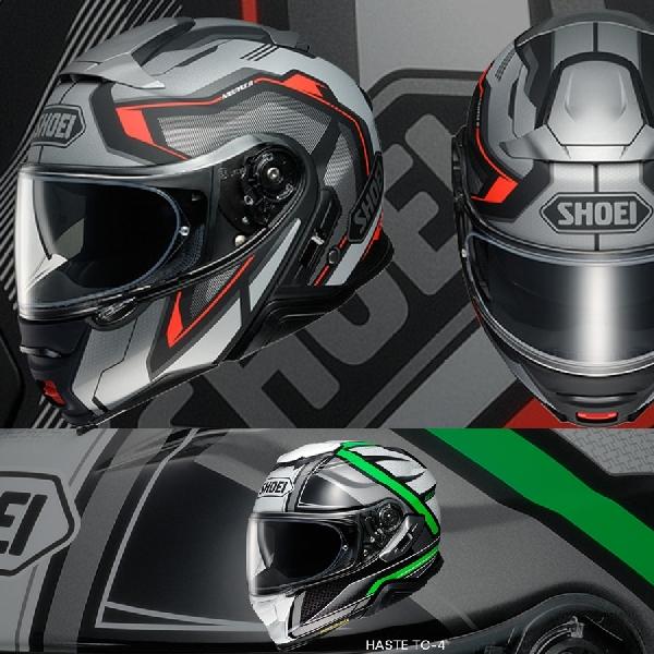 Shoei Luncurkan Helm Terbaru Dan Grafik Baru Untuk Tahun 2021