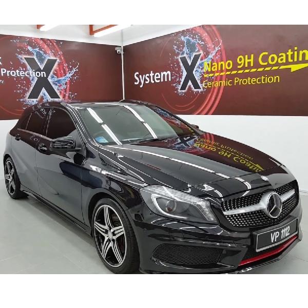System X Ceramic Protection Siap Lindungi Bodi Mobil di Berbagai Kondisi