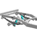 Teknologi Baru, Suku Cadang 3D Printing Berguna Untuk Mobil Balap