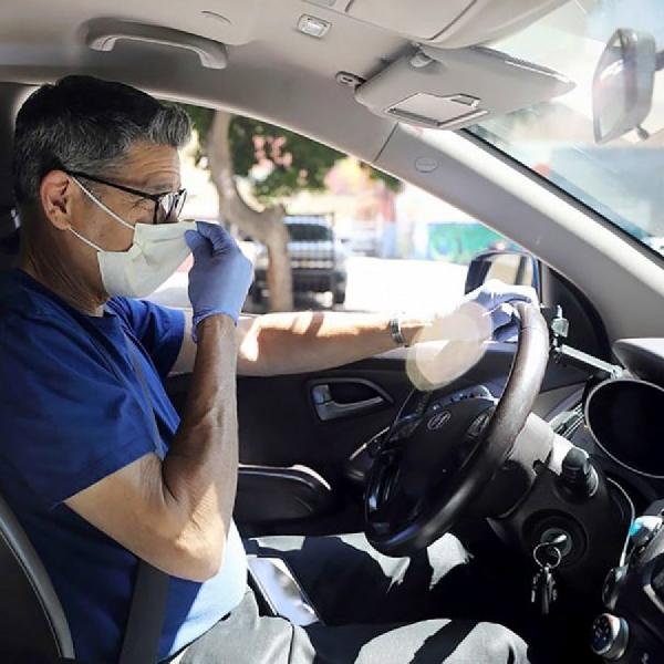 Tips Untuk Mobil dan Pengemudi Selama Pandemi Covid-19