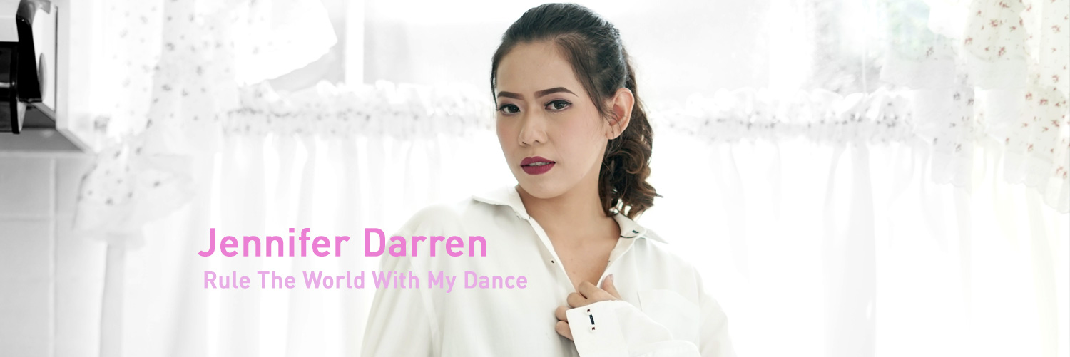 Jennifer Darren - Rule The World With My Dance-