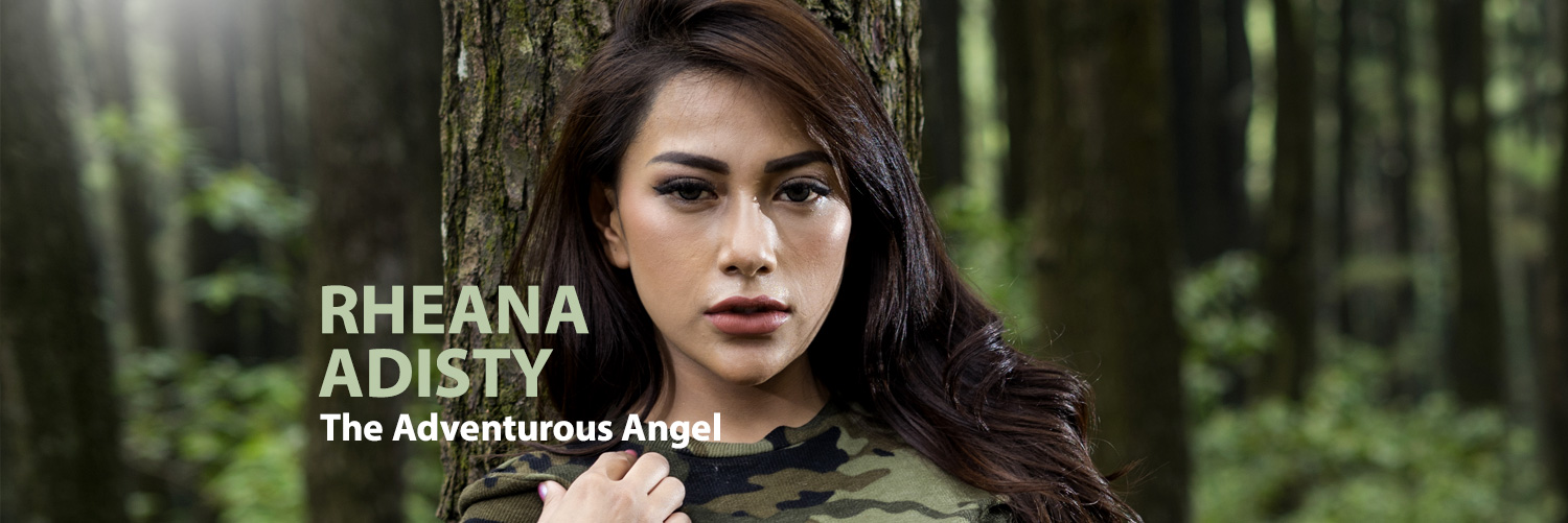 Rheana Adisty - The Adventurous Angel -