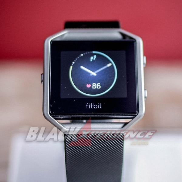 Fitbit Blaze Smart Fitness Watch - Tetap Fit Dan Gaya
