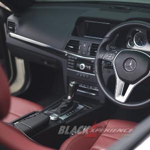 Modifikasi E-Class Cabrio - Semakin Elegant berkat Prior Design