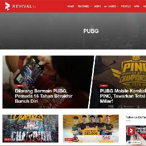 Avan Edvartha Revival TV, Berawal dari eSports untuk eSports