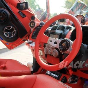 Setir quick release R12 Sparco