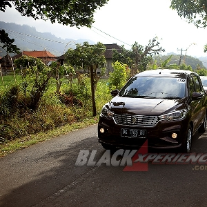 All New Suzuki Ertiga - Good Versatility