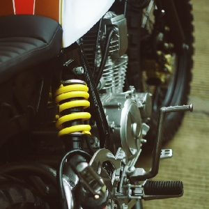Modifikasi Scorpio The Mother Scrambler