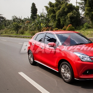 New Suzuki Baleno Hatchback GL A/T – Big Improvement