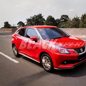 New Suzuki Baleno Hatchback GL A/T – Big Improvement