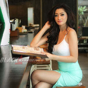 Spending Time With Nadya Ramdani