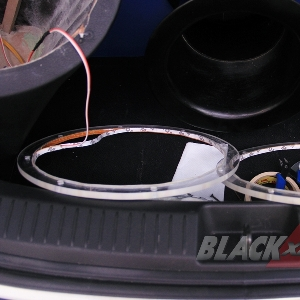 Cover acrylic untuk cover subwoofer
