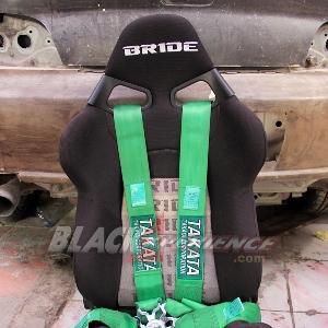 Bucket seat Bride