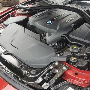 Adopsi mesin 2.0 liter twin-turbo