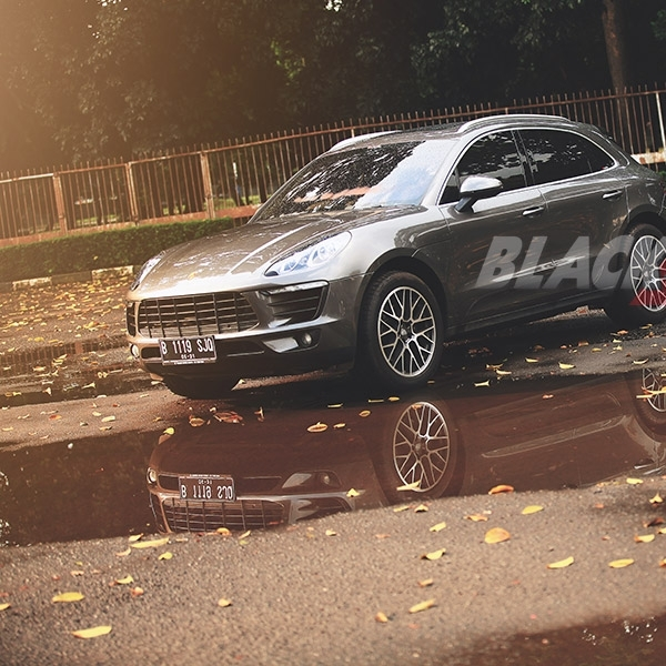 Porsche Macan, Easy Fun to Drive