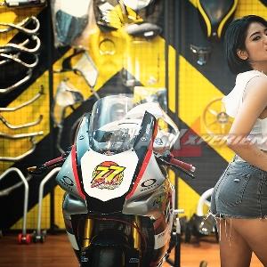 Ayudhya Larasati : Lewat Nge-DJ Bikin Car Enthusiast Bersatu