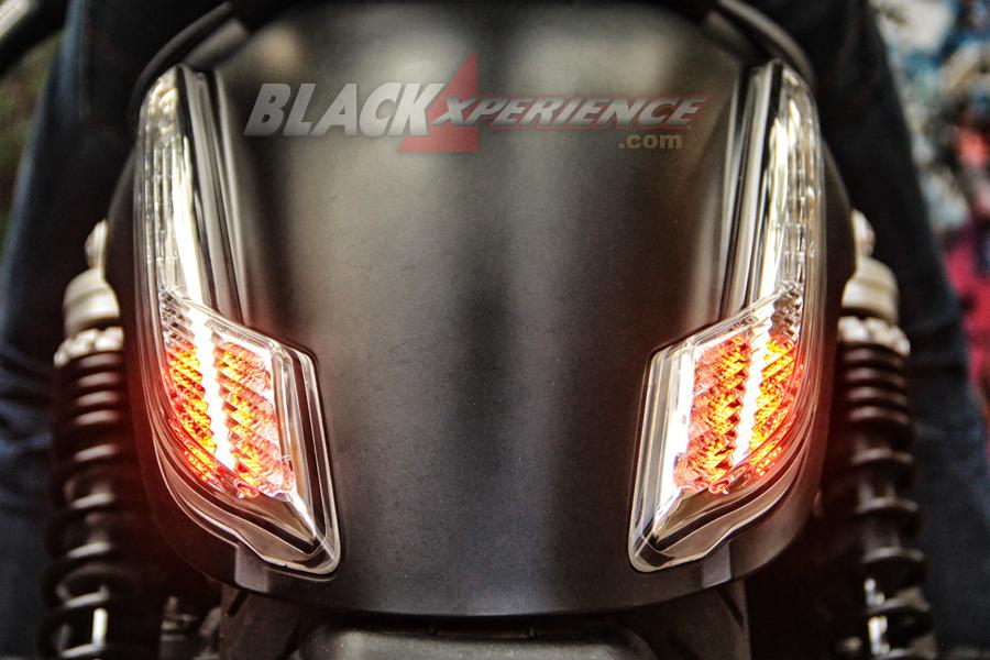 Test Ride: Moto Guzzi Audace, Cruiser Sangar