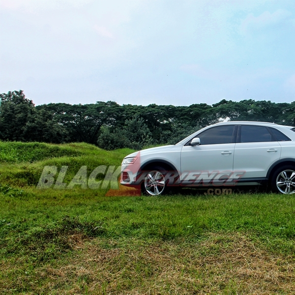 Test Drive: Audi Q3 1.4 TFSI, The Urban SUV