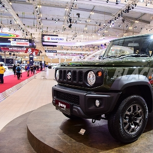 All-New Suzuki Jimny - Simply Adorable