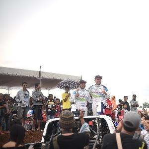 Rifat Sungkar: Harumkan Nama Indonesia Lewat Balap Rally