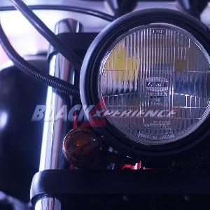 Lampu Depan Custom
