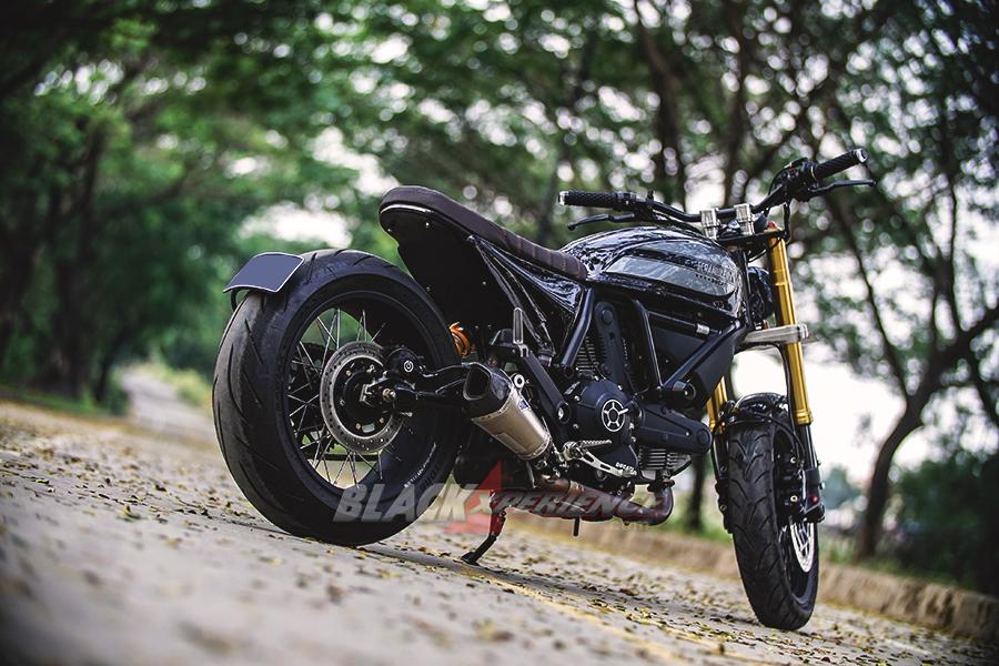 65 Foto Motor Ducati Monster Modifikasi Terkeren Gedheg Motor