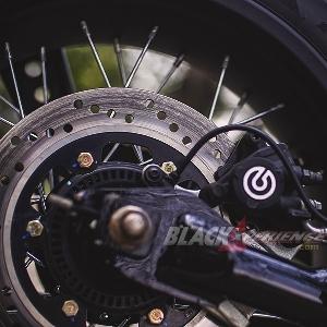 Modifikasi Ducati Scrambler Sixty2 :  A Transilience