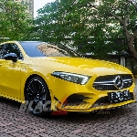 Mercedes-AMG A35 2020, Powerful Compact Hot Hatch