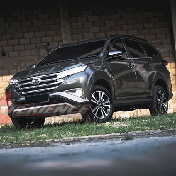 All New Daihatsu Terios R Deluxe - People's Choice