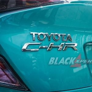 All New Toyota C-HR Hybrid - Tak Perlu Banyak Gaya