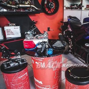 Upgrade Performa, Pengereman, dan Suspensi  New Yamaha R25 2019