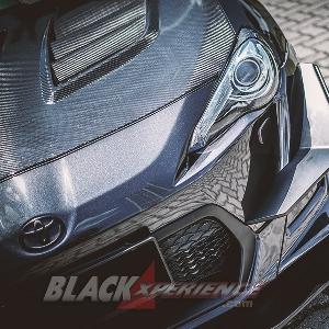 Modifikasi Toyota FT86 - Sangar Luar & Dalam
