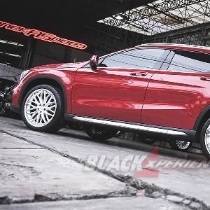 Modifikasi Velg Mercedes Benz GLA Class Makin Gagah Tanpa Bikin Kantong Gerah