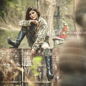Cici Nugrama - Sexy Soldier -