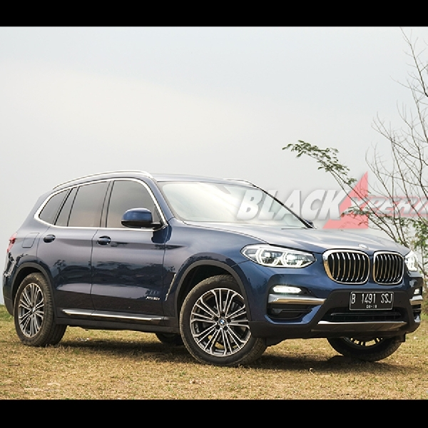 All New BMW X3 - Benar Benar Baru