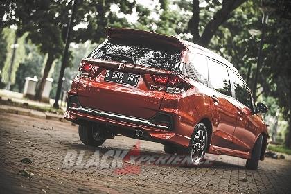 New Honda Mobilio, Mode Baru Makin Gaya