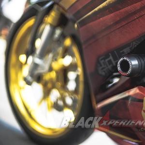 Modifikasi Honda CBR250RR, Hulkbuster Extreme Decal