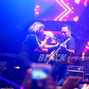 Entertainment @ BlackAuto Battle Yogyakarta 2019 Day 1