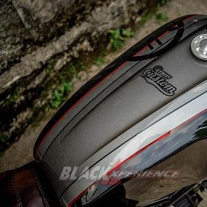 Modifikasi Yamaha R25 - Urban Scrambler