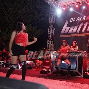 Entertainment Highlight @ BlackAuto Battle Warm Up Manado 2019