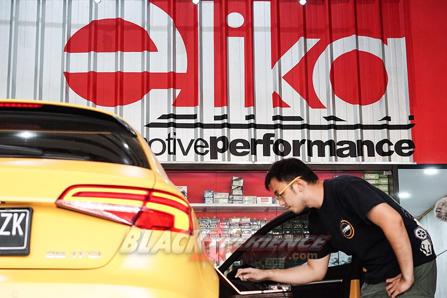 Modifikasi Mesin New Audi A3 Sportback