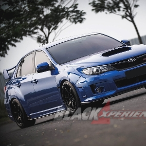Modifikasi Subaru WRX STI, A Entity of Endurance