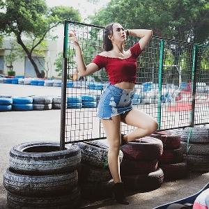 Maharetha : Eksis Model dan DJ, BMW i8 Coupe Jadi Incaran